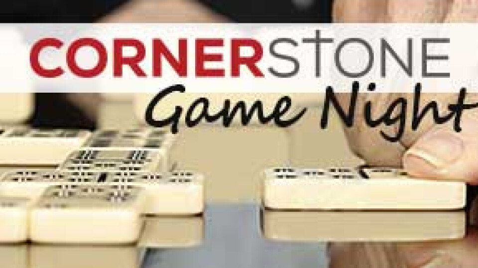 Cornerstone Game Night