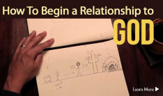 How to Begin a Relationship to God