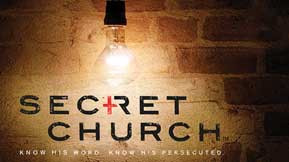 Secret Church Live Simulcast