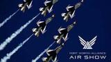 Cornerstone to Alliance Air Show