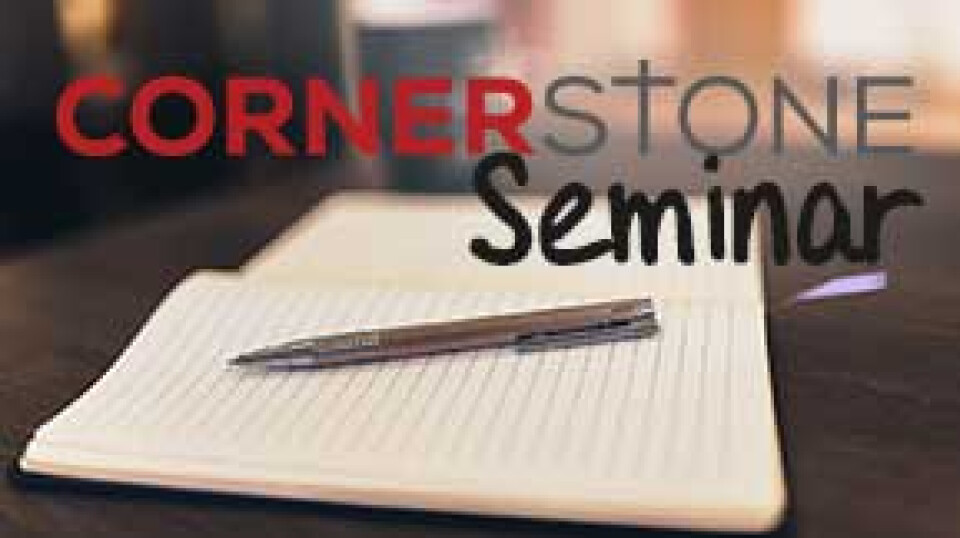 Cornerstone Seminar: Home Safety and Security