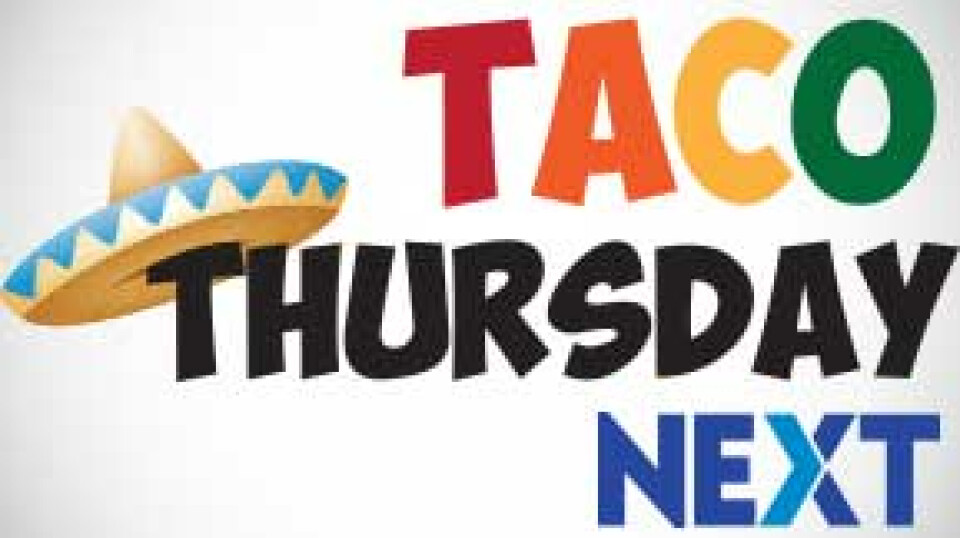 NEXT Ministry Taco Thursday Fellowship
