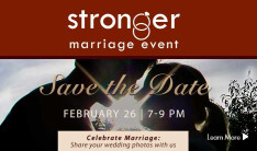 Stronger Marriage Event