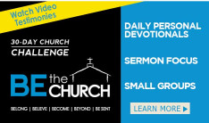 Be the Church Challenge
