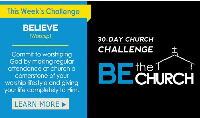 Believe (Worship)