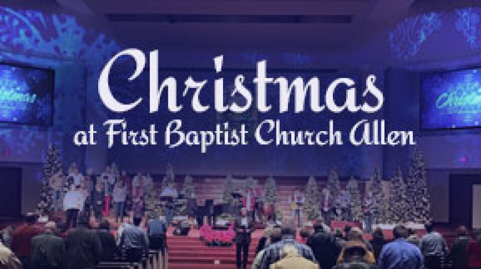 Christmas Eve Candlelight Worship Service