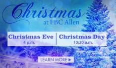 Christmas at First Baptist Church Allen