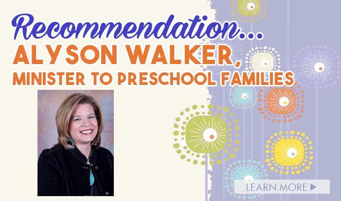 Preschool Minister Recommendation