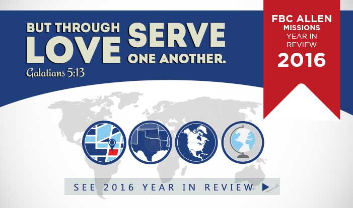 Missions Year in Review