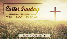Easter - Plan Your Visit