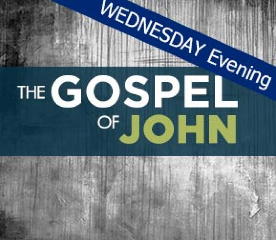 The Gospel of John - Meeting a Personal Savior Bible Study