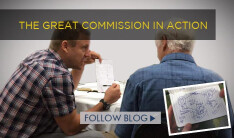 Great Commission - No Place Left Blog