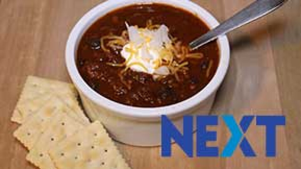 NEXT Ministry Chili Thursday Fellowship