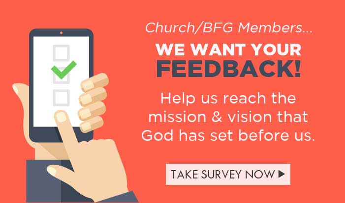 Church-wide Survey