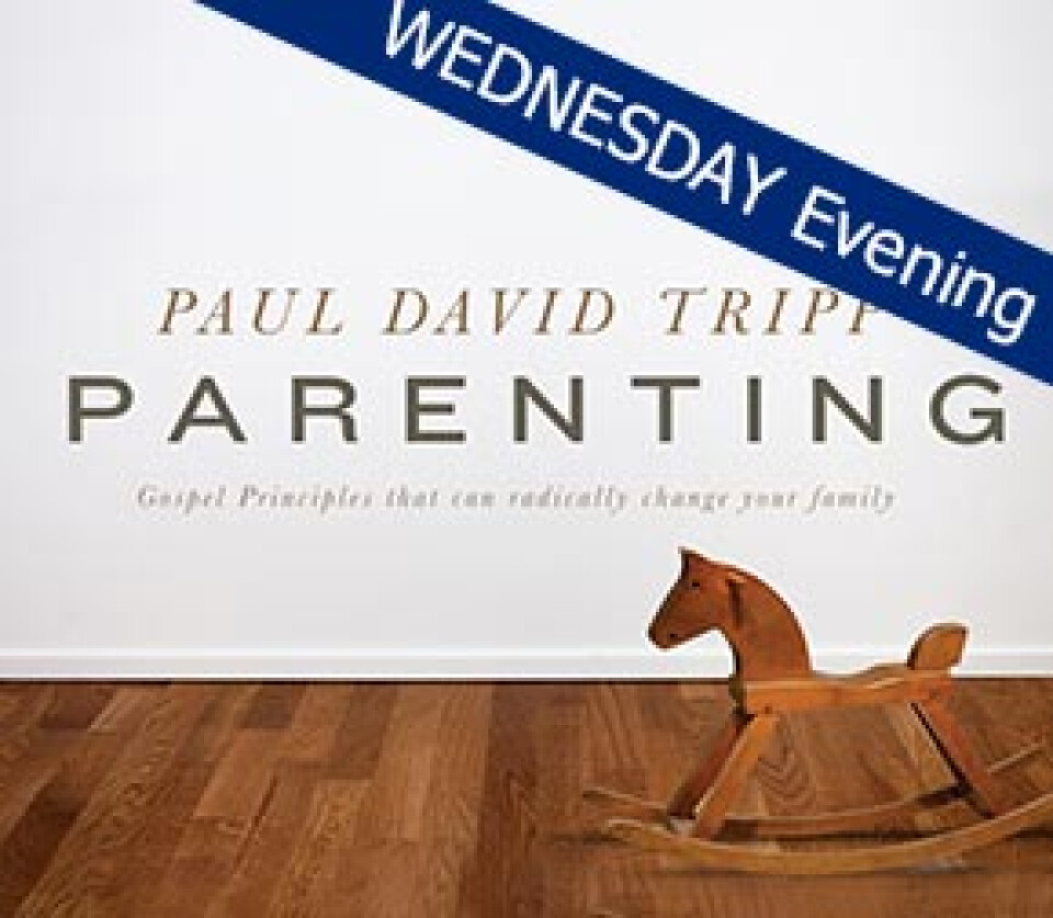 Seminar: Parenting...Gospel Principles That Can Radically Change Your Family