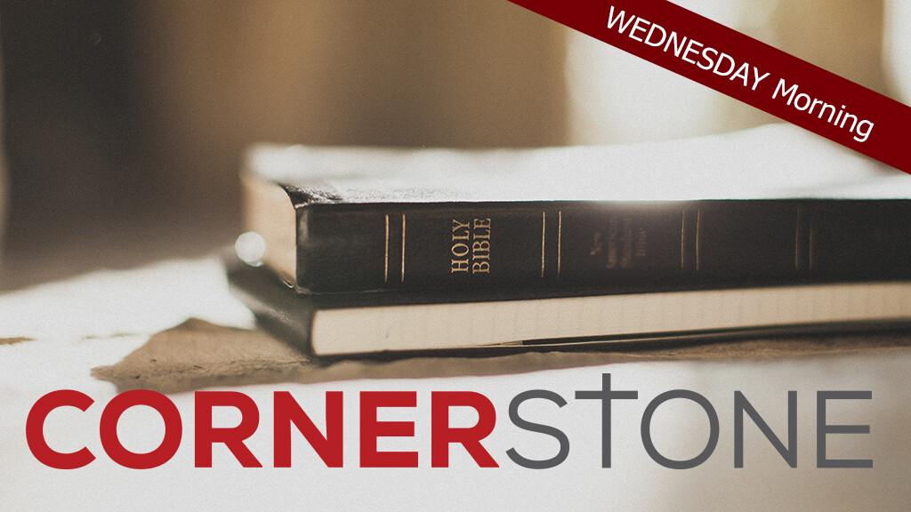 Cornerstone Bible Study (Fall 2020)