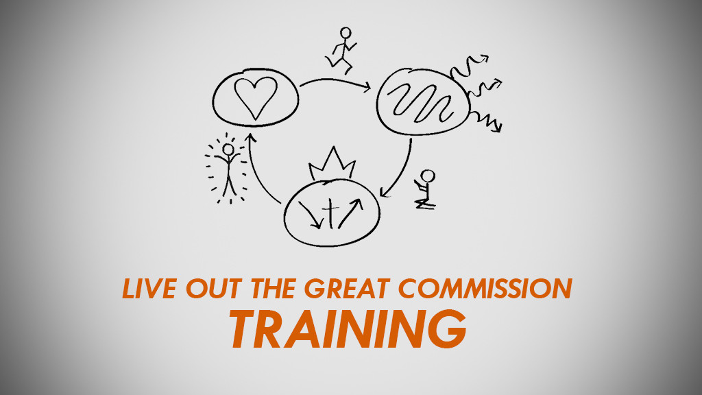 Outreach Training - The Great Commission (3-Circles)