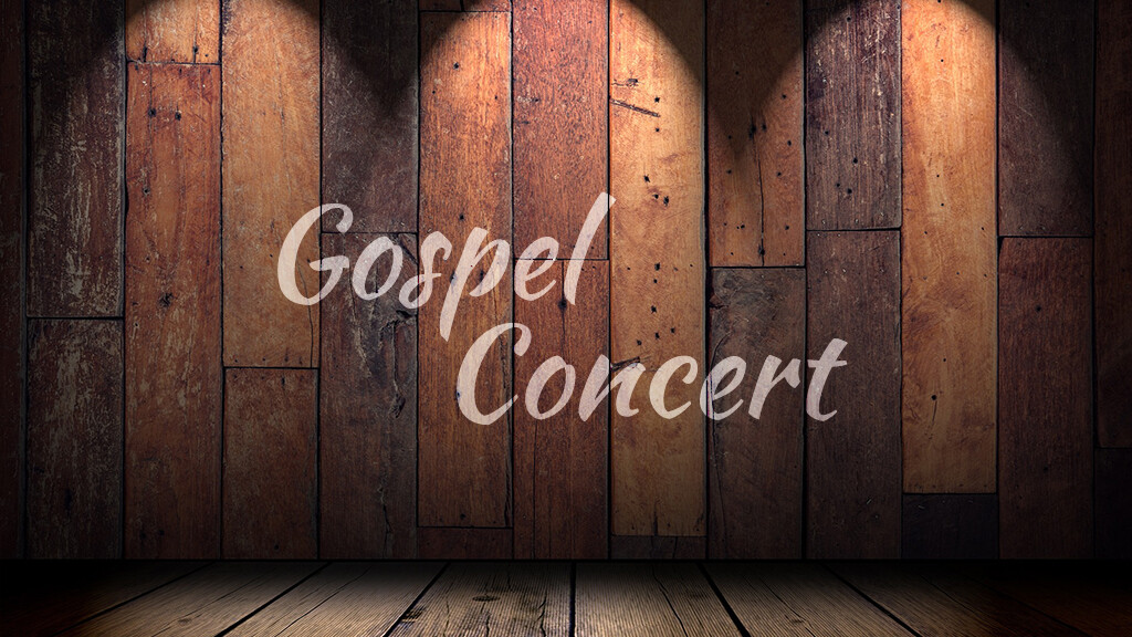 Cornerstone to Gospel Concert