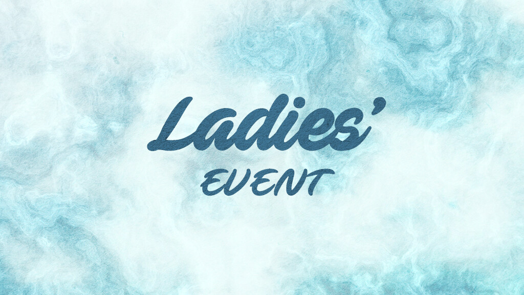Ladies' Event