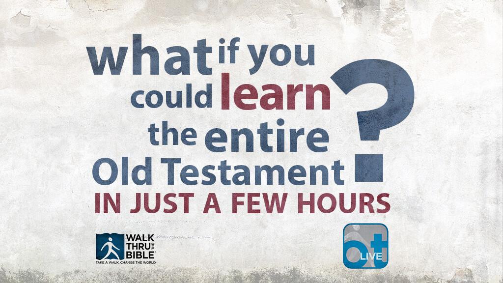 Old Testament Live