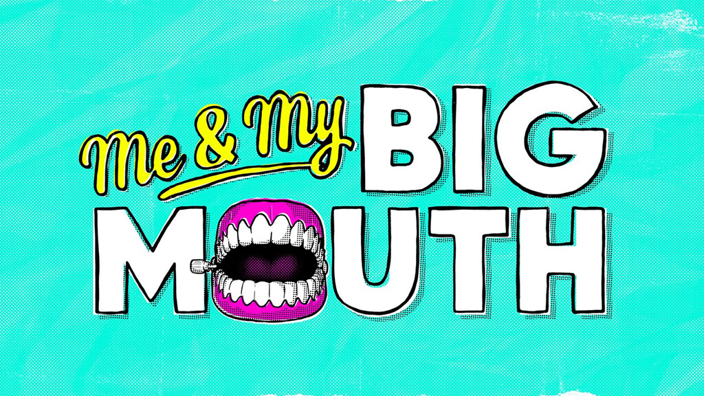 Bible Study: Me and My Big Mouth