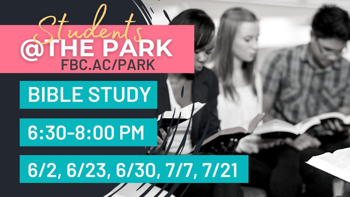 Bible Study @ The Park (Norton)